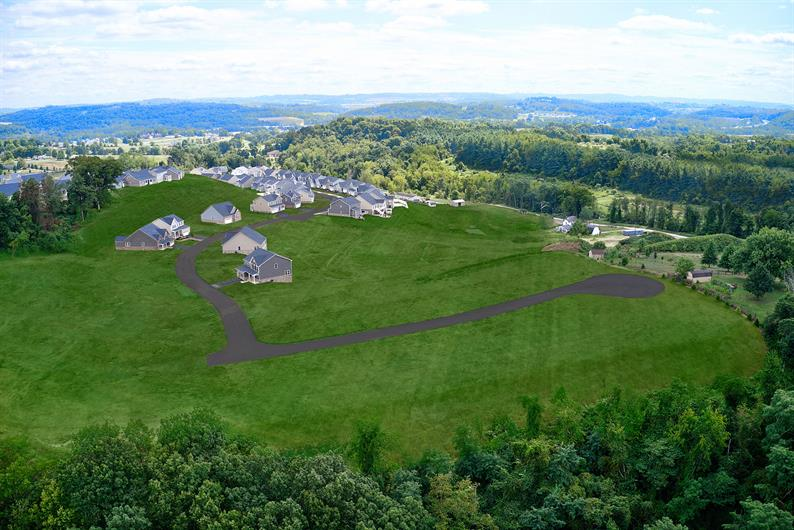 Beautiful Homesites at Piatt Estates