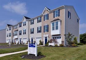 Ryan Homes Schubert Floor Plan: New Mendelssohn Townhome Model For Sale At Perkasie Woods