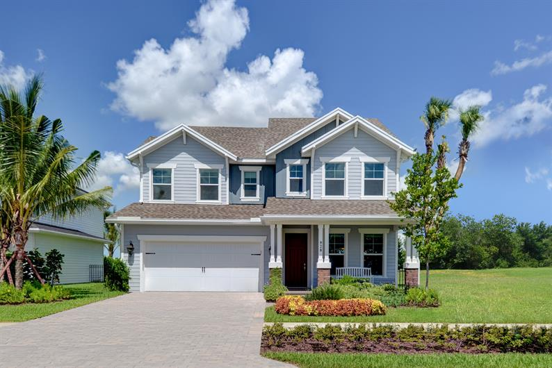 AFFORDABLE & SPACIOUS SINGLE-FAMILY HOMES