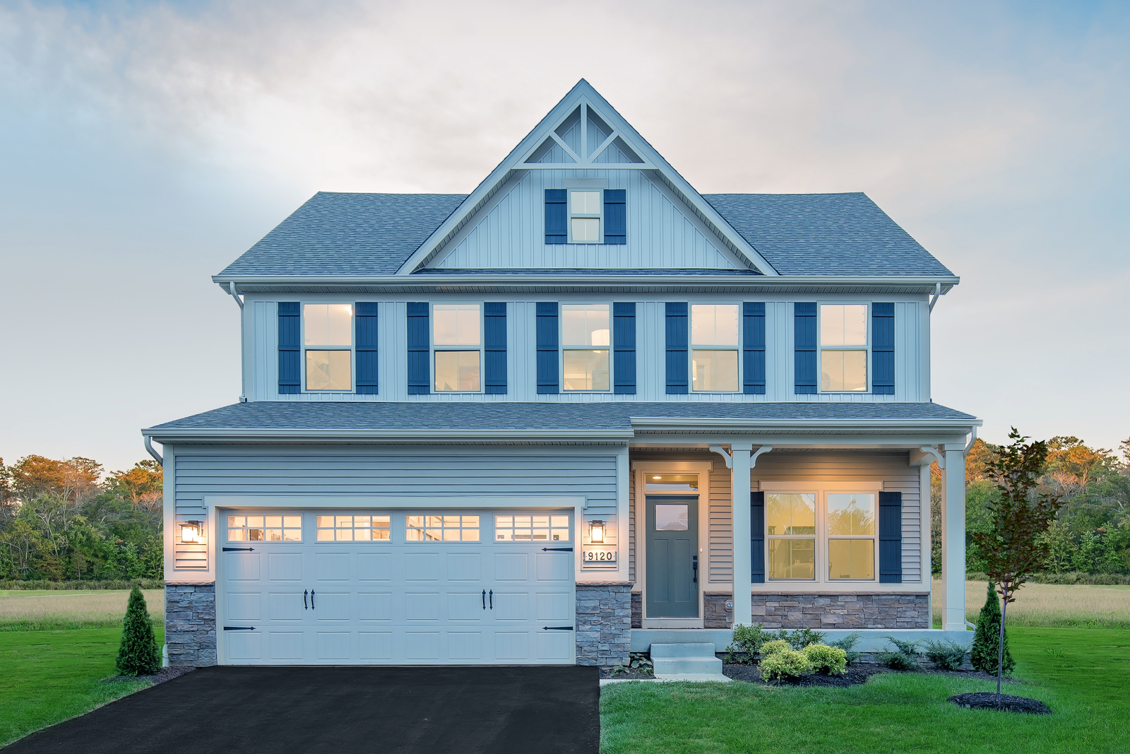 New Homes For Sale At Fairway Glenn In Willoughby Oh Within The