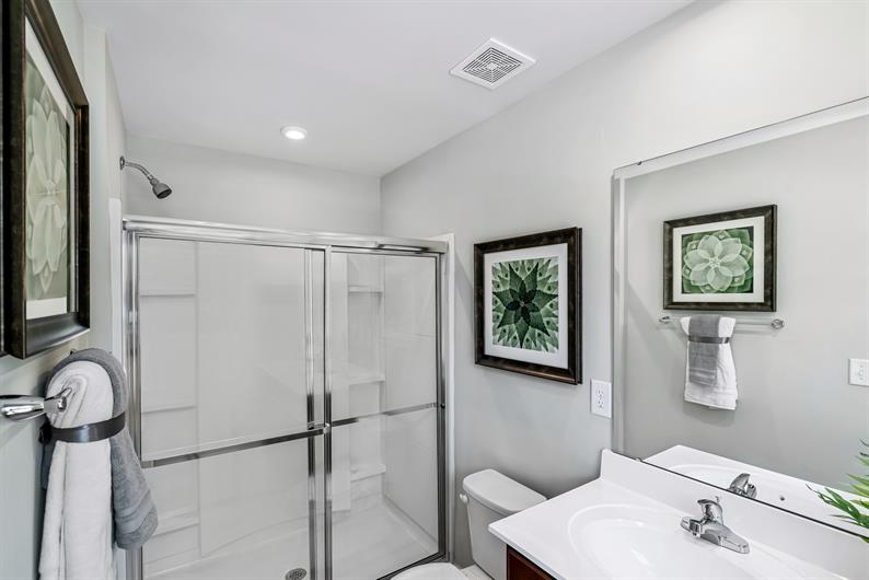 PRIVATE OWNER'S BATHROOM WILL MAKE YOU FEEL PAMPERED