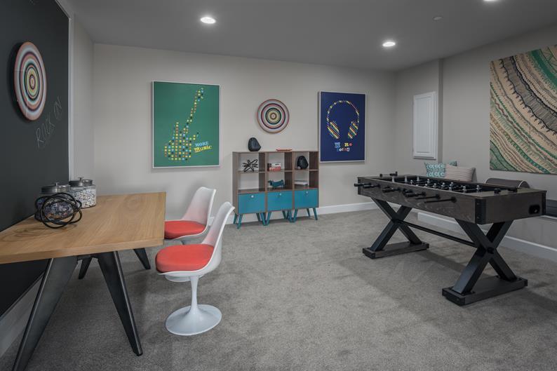 Plenty of Space for Entertaining