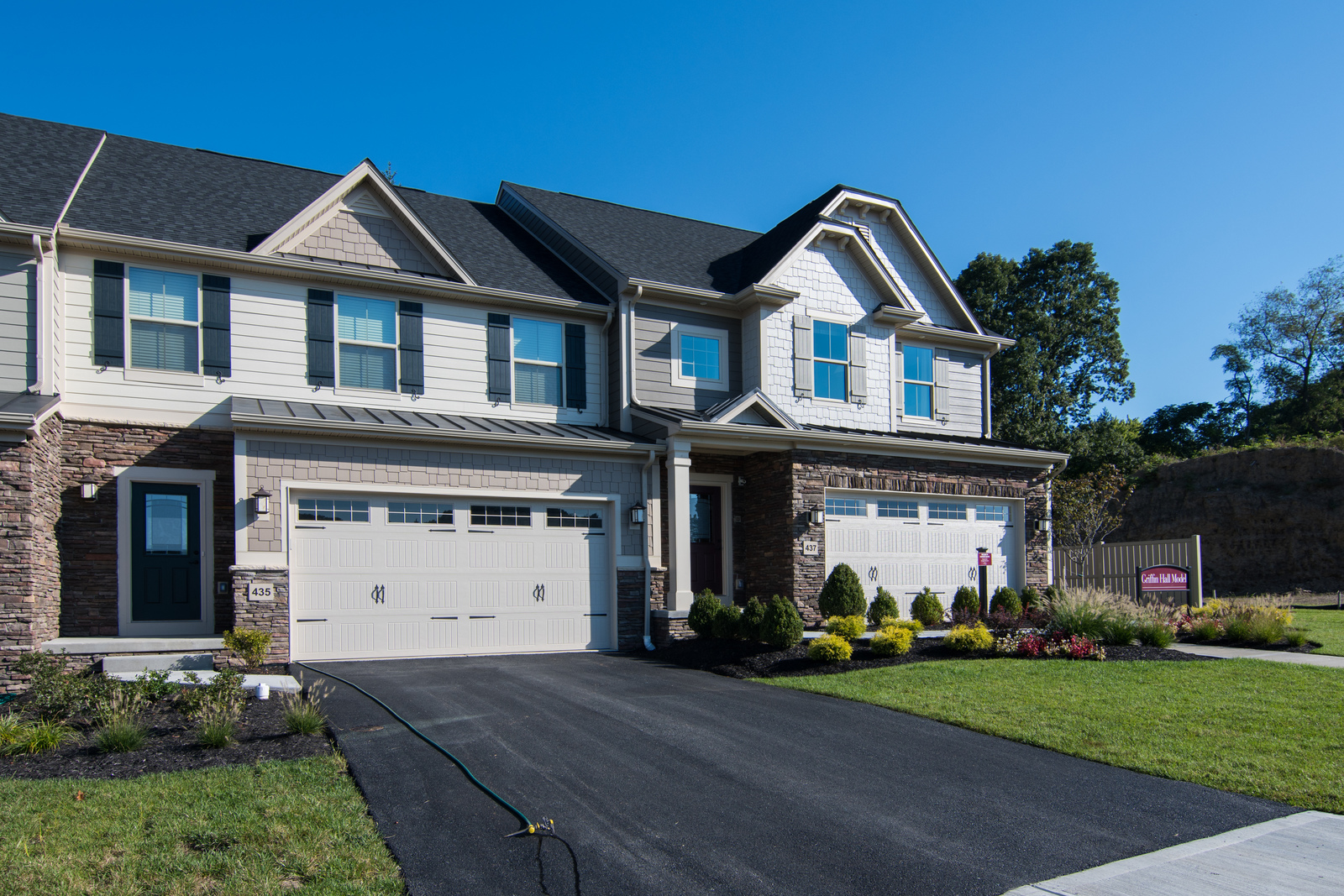 New Griffin Hall Home Model For Sale Heartland Homes