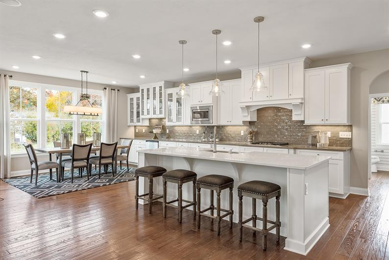 Luxury Kitchens Included - The Wait Is Over