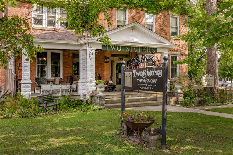 SANDWICH OFFERS SMALL TOWN LIVING WITH BIG TIME CHARM