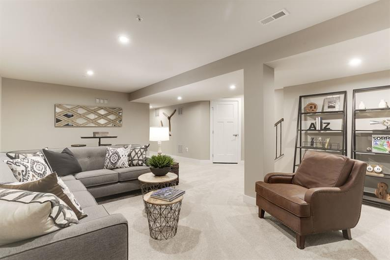 Looking for a finished basement?