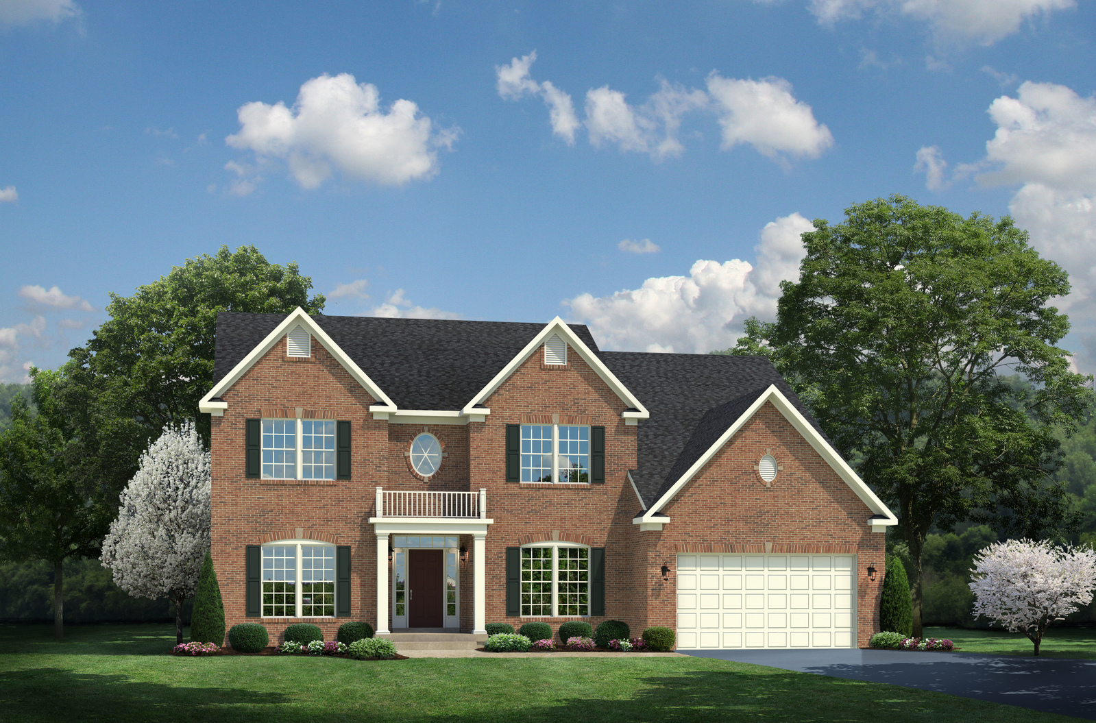 Ryan homes floor plans courtland for Ryan homes design center maryland