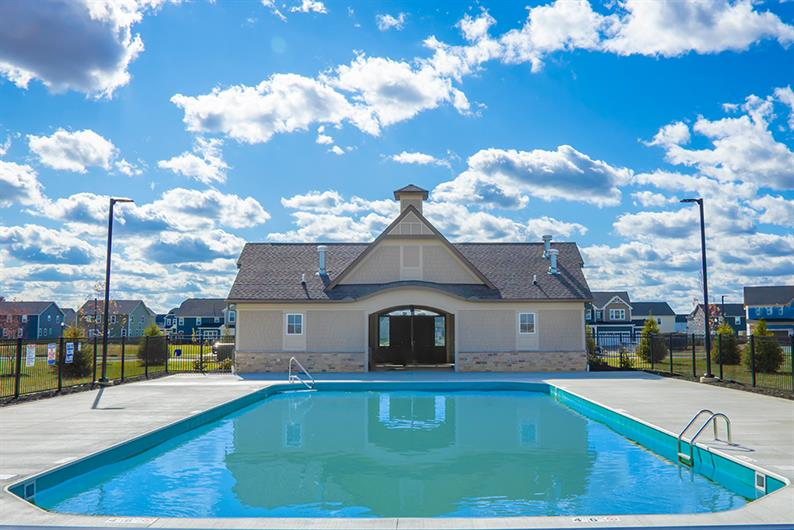 COMMUNITY POOL AND 7-ACRE PARK FOR YOUR ENERGETIC LIFESTYLE