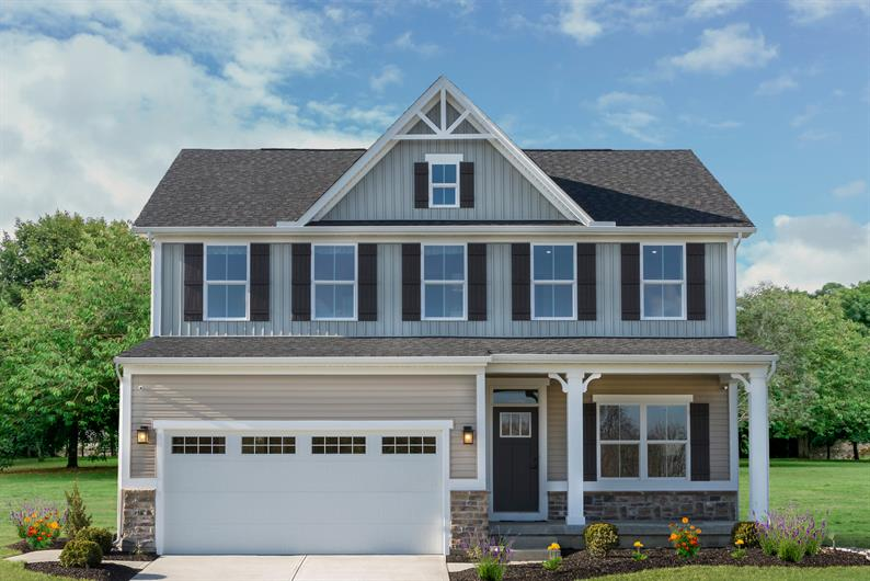 Affordable New Homes in Indian Trail