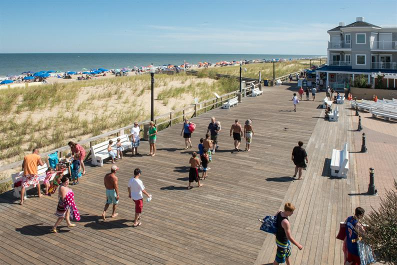 Bethany's Beach and Boards are close to home