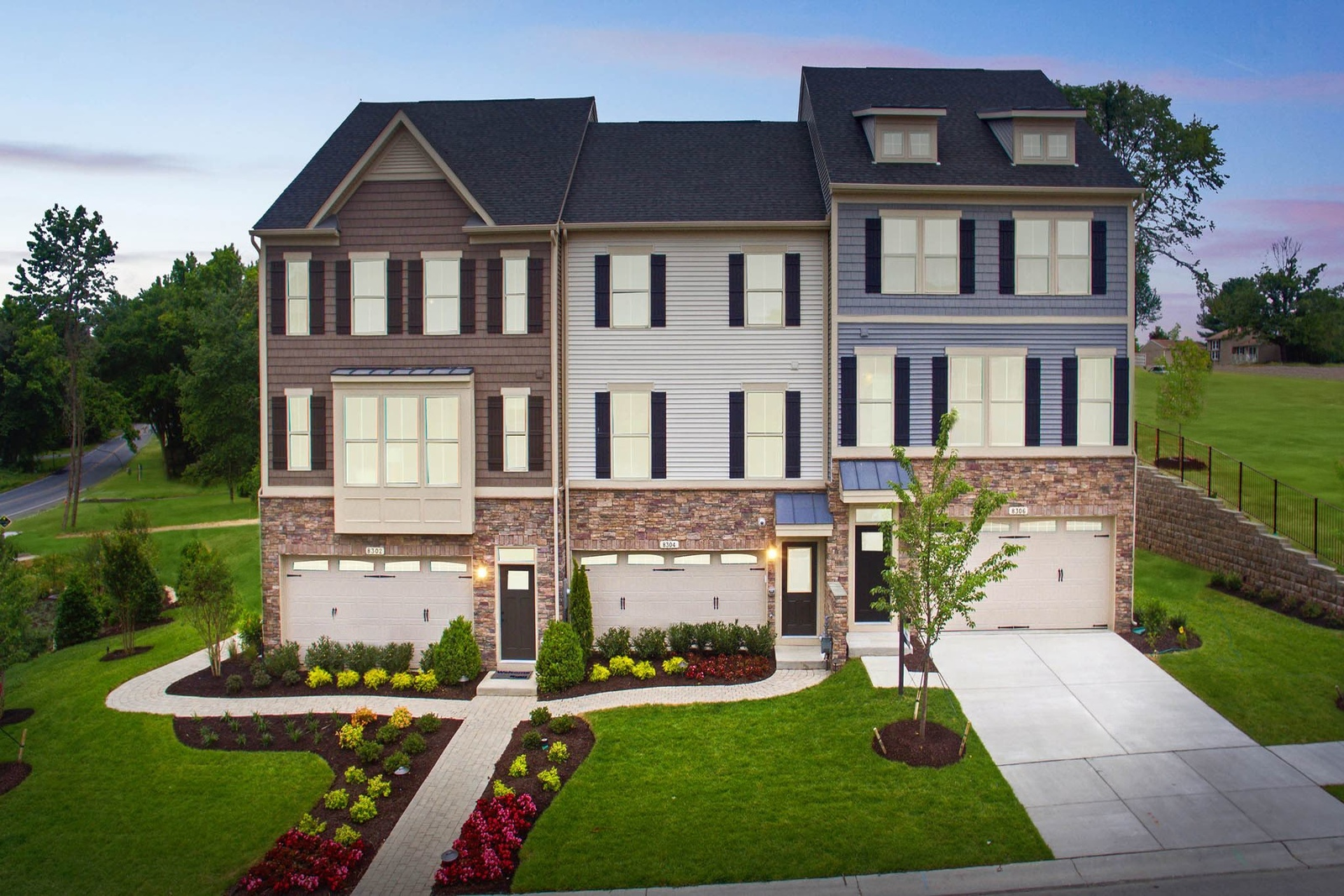 Pondview Townhomes