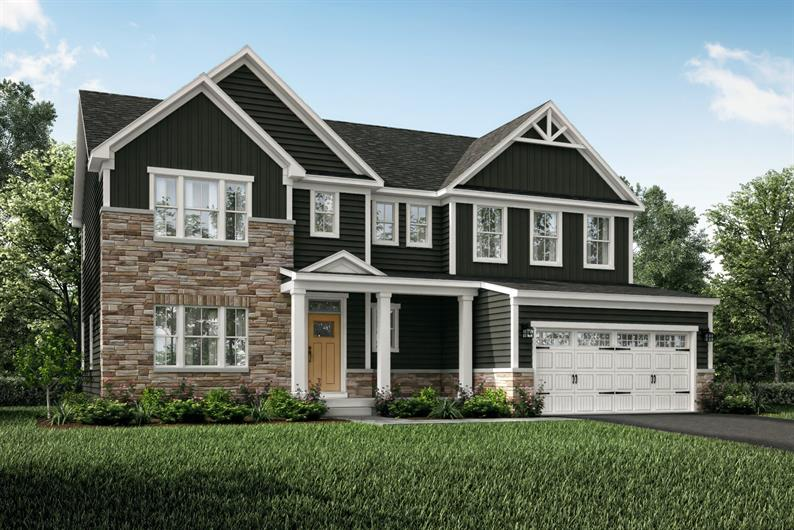 Introducing The Roanoke--Beautiful Curb Appeal!