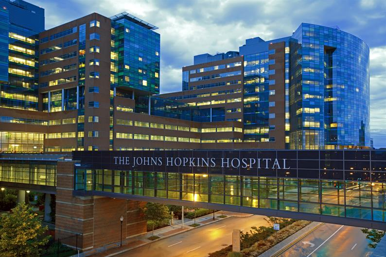 Located a Short Drive to Johns Hopkins