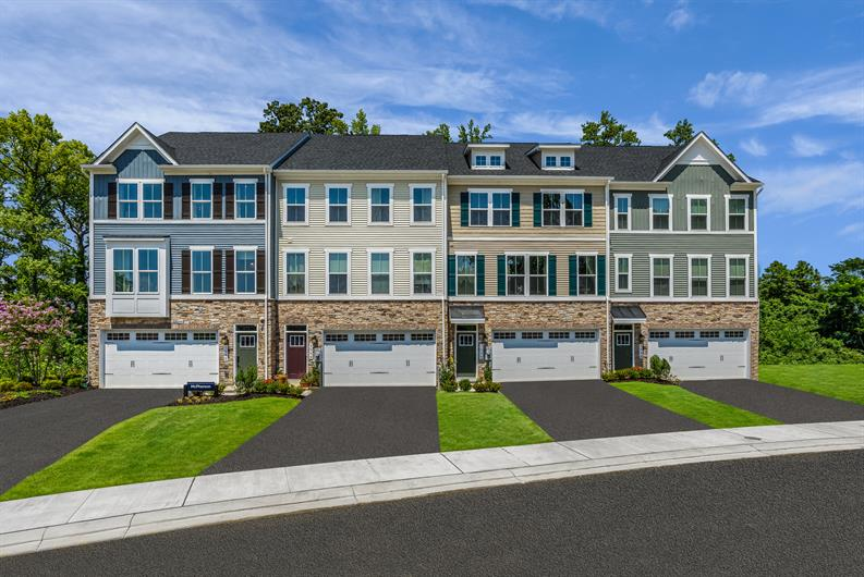 Welcome Home to Seneca Trails Townhomes in Jackson Township