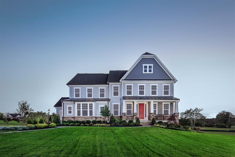 Only 1 Homesite Remaining at the Estates at Franklin Fields