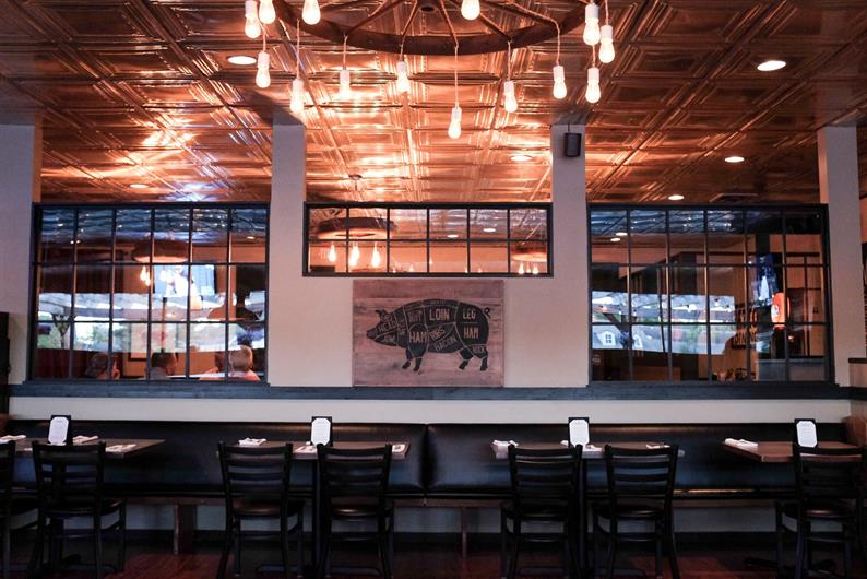 ENJOY TIME WITH FRIENDS AT THE MERCHANT TAVERN, OR ANOTHER LOCAL HOTSPOT