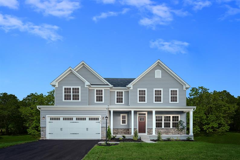 Come see why the Roanoke is Our #1 selling floorplan