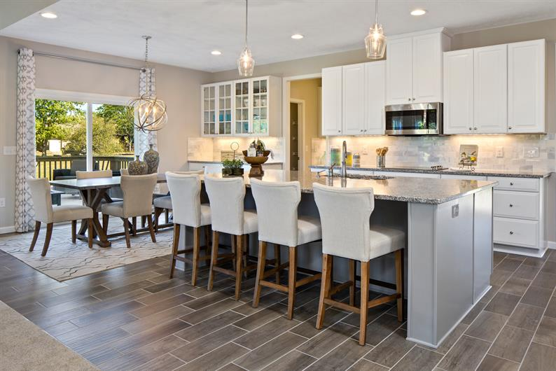 Home is where the heart is and the kitchen is the heart of the home