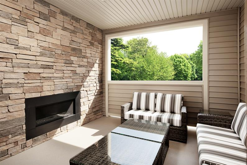 Extend your living space outside