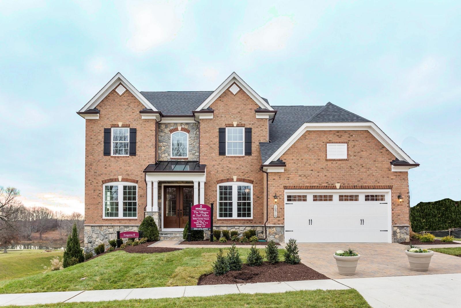 New empress ii home model for sale nvhomes for Dogwood homes