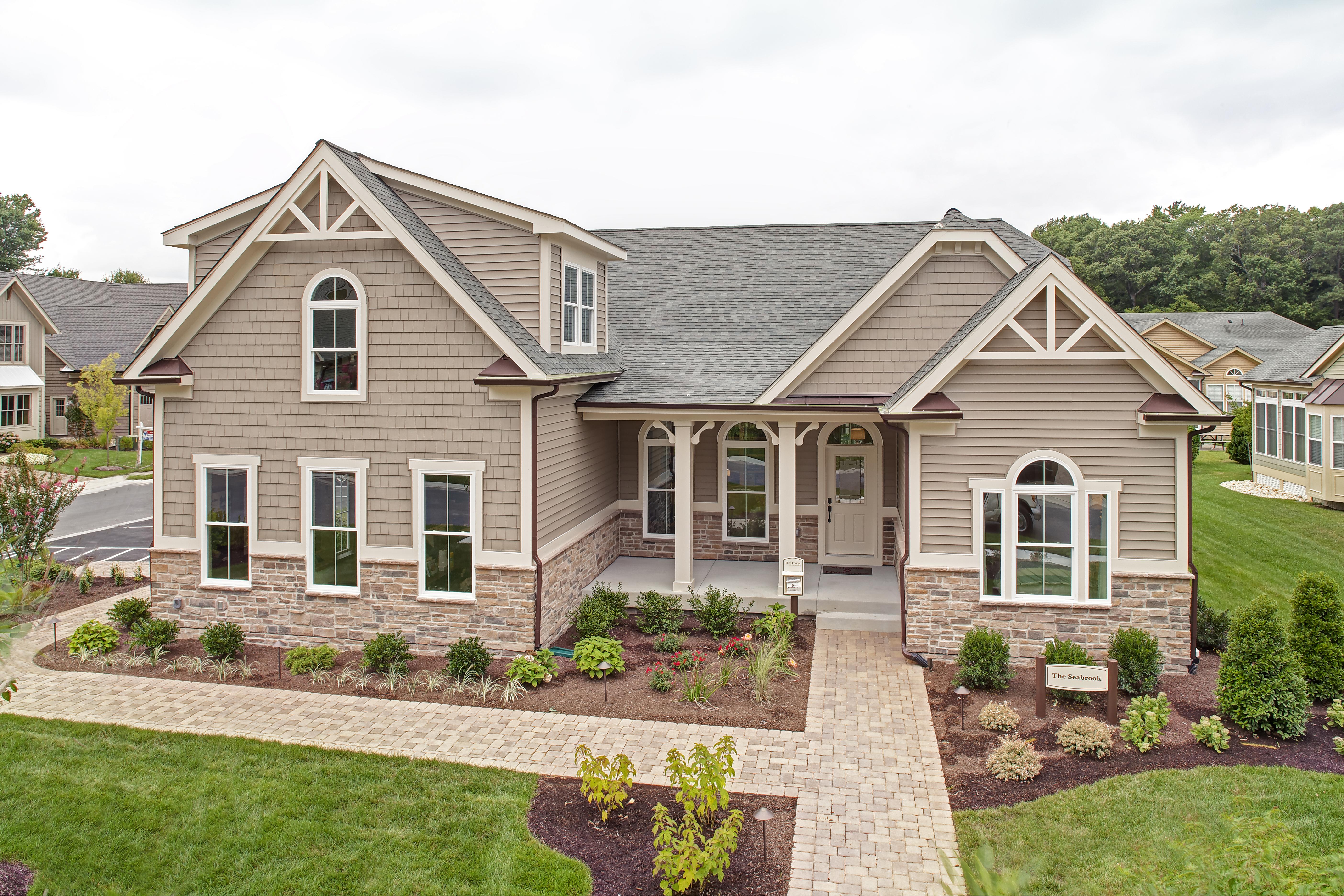 Nvr homes floor plans