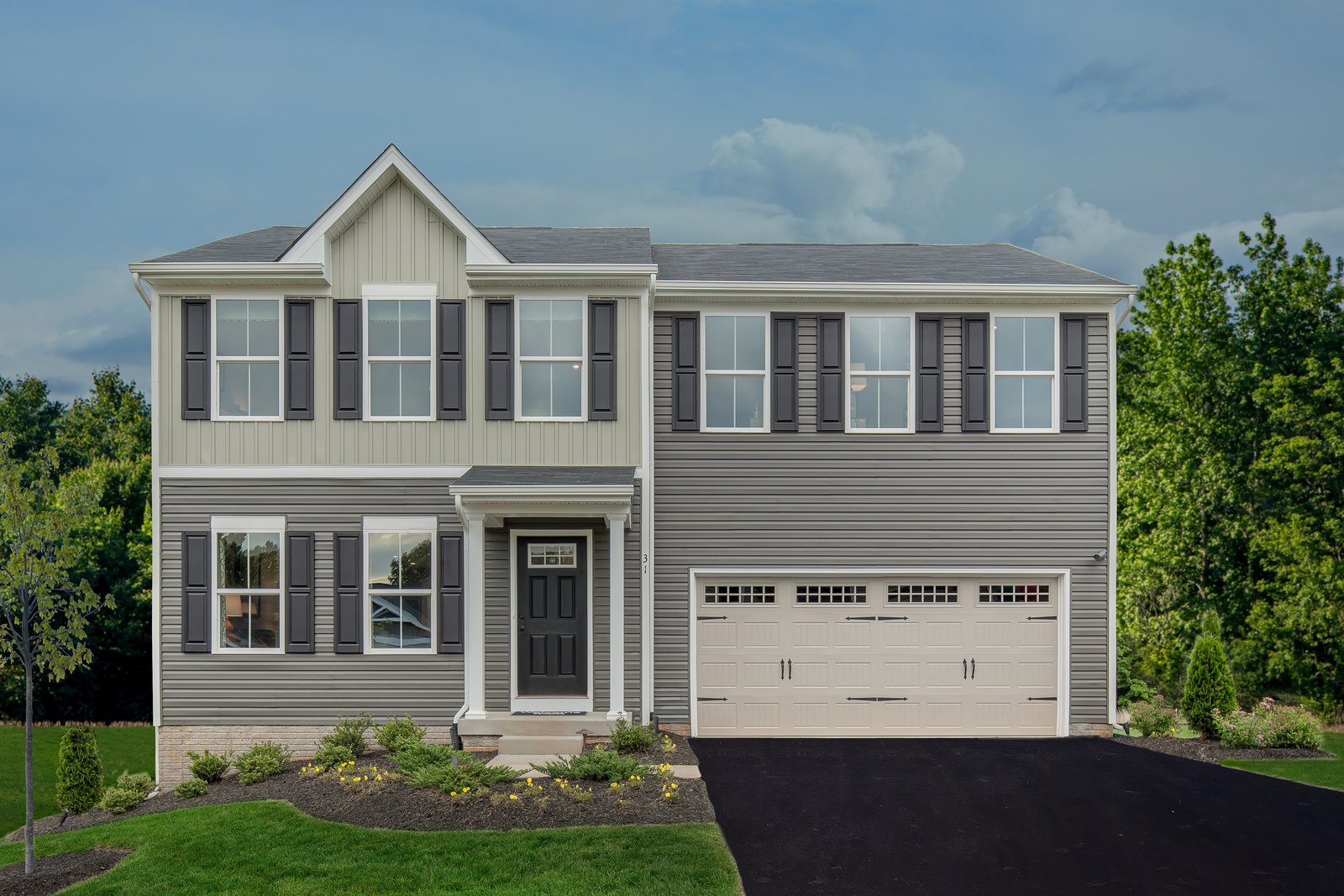 New Homes For Sale At Pendleton In Concord Nc Within The Cabarrus