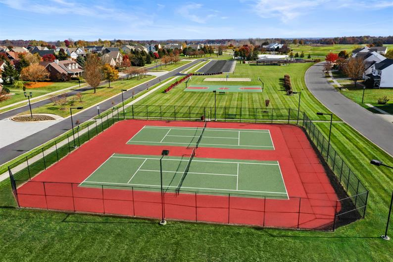 Tennis Courts. Basketball Courts, Walking Trails and So Much More!