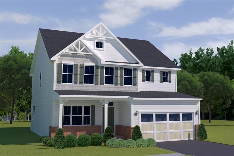 WARRENTON KNOLL - COMING SOON TO OLD TOWN FROM THE MID $400S!