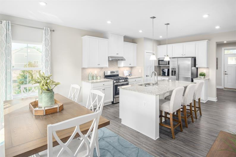 IMMERSE YOURSELF IN BRAND NEW EVERYTHING— WITH OPEN CONCEPT DESIGNS