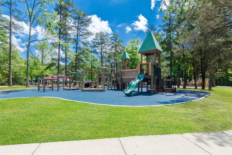 Trails, a Playground, and More at Reedy Creek Park