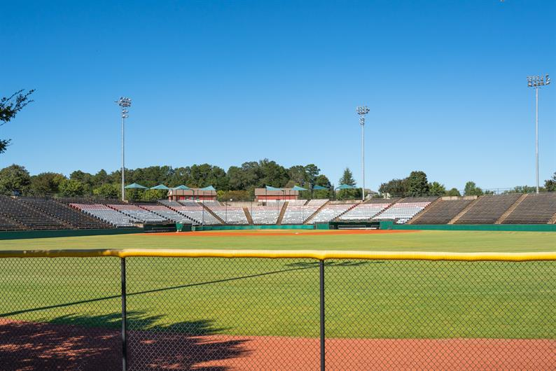 Conestee Park - home of the Greenville Little League is less than 10 minutes away