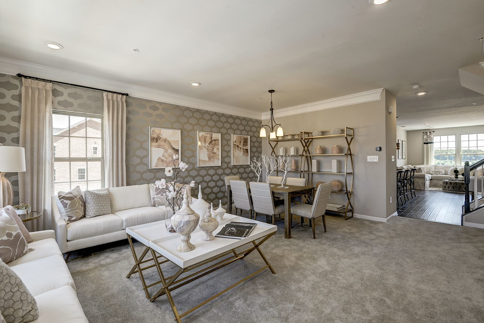Picasso at Jefferson Place Townhome Condominiums