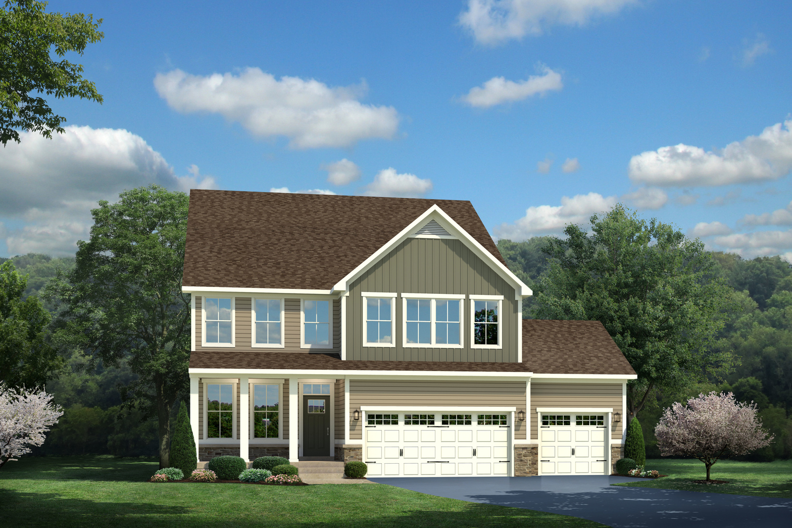 New hayworth home model for sale heartland homes for Heartland house