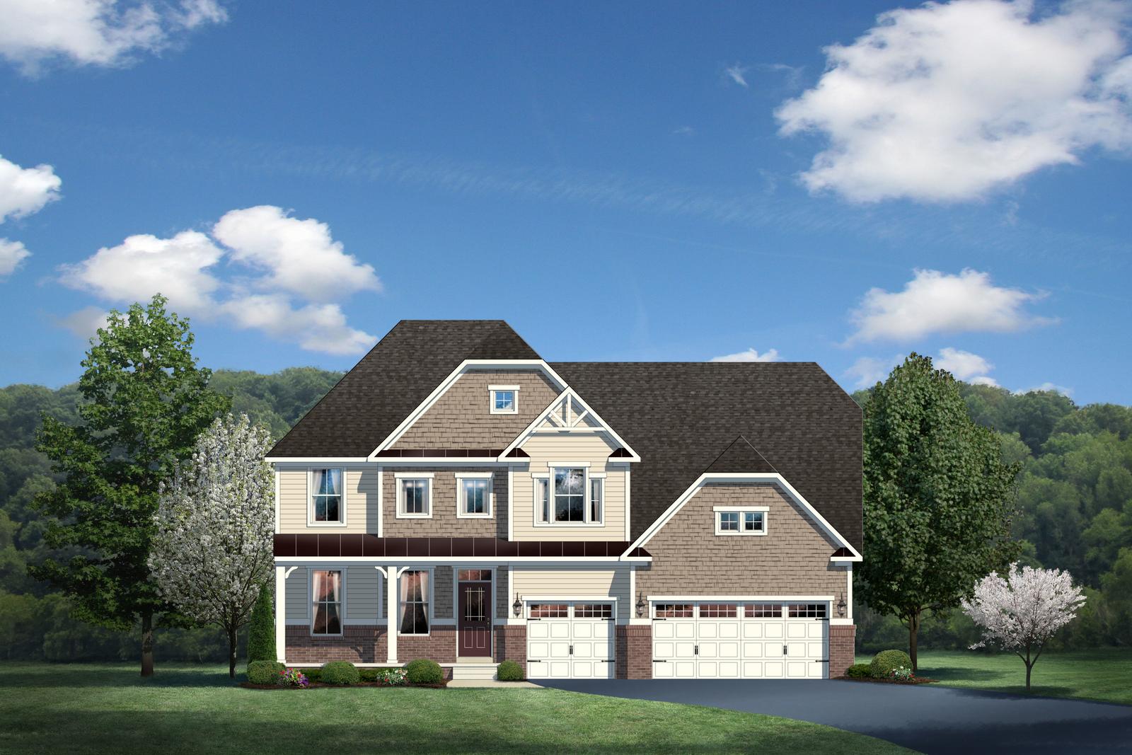 New landon home model for sale heartland homes for Heartland house