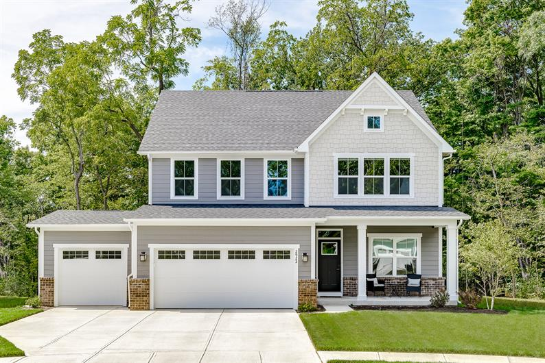 Heritage Hill: Scenic Wooded Homesites Backing to Nature Preserve