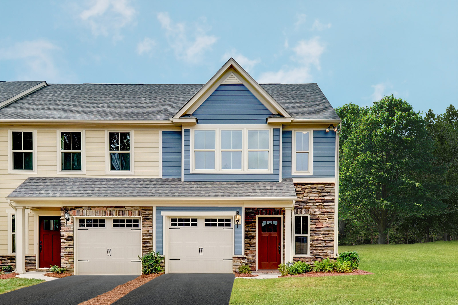 New Homes For Sale At Downingtown Walk In Downingtown Pa Within The