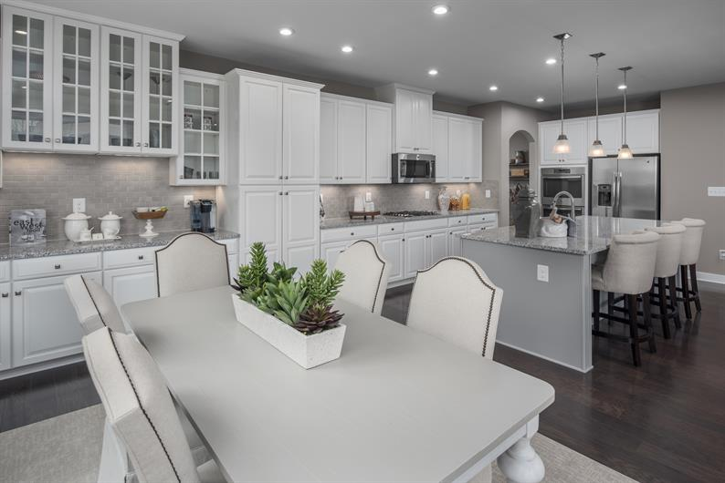 UPSCALE FEATURES AND FINISHES INCLUDED