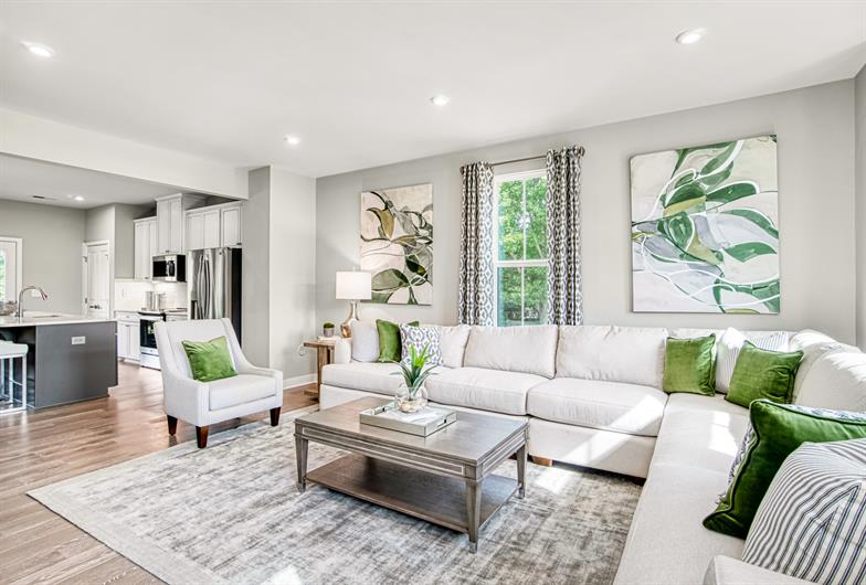OPEN CONCEPT LAYOUTS MADE FOR ENTERTAINING