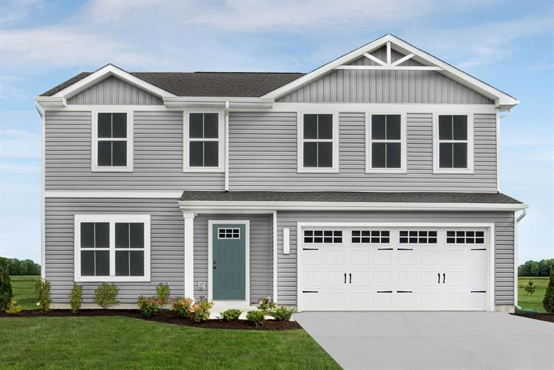 Own a new home where everyday conveniences & downtown Anderson are within 2 miles.