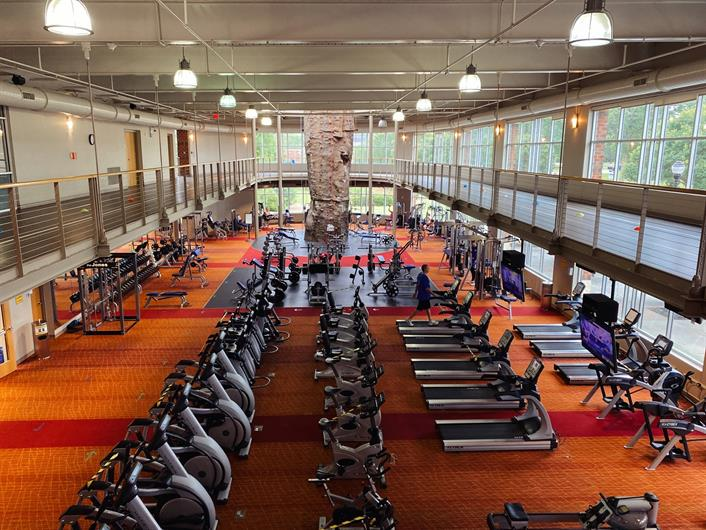 Enjoy convenience to the Mauldin Recreation Center