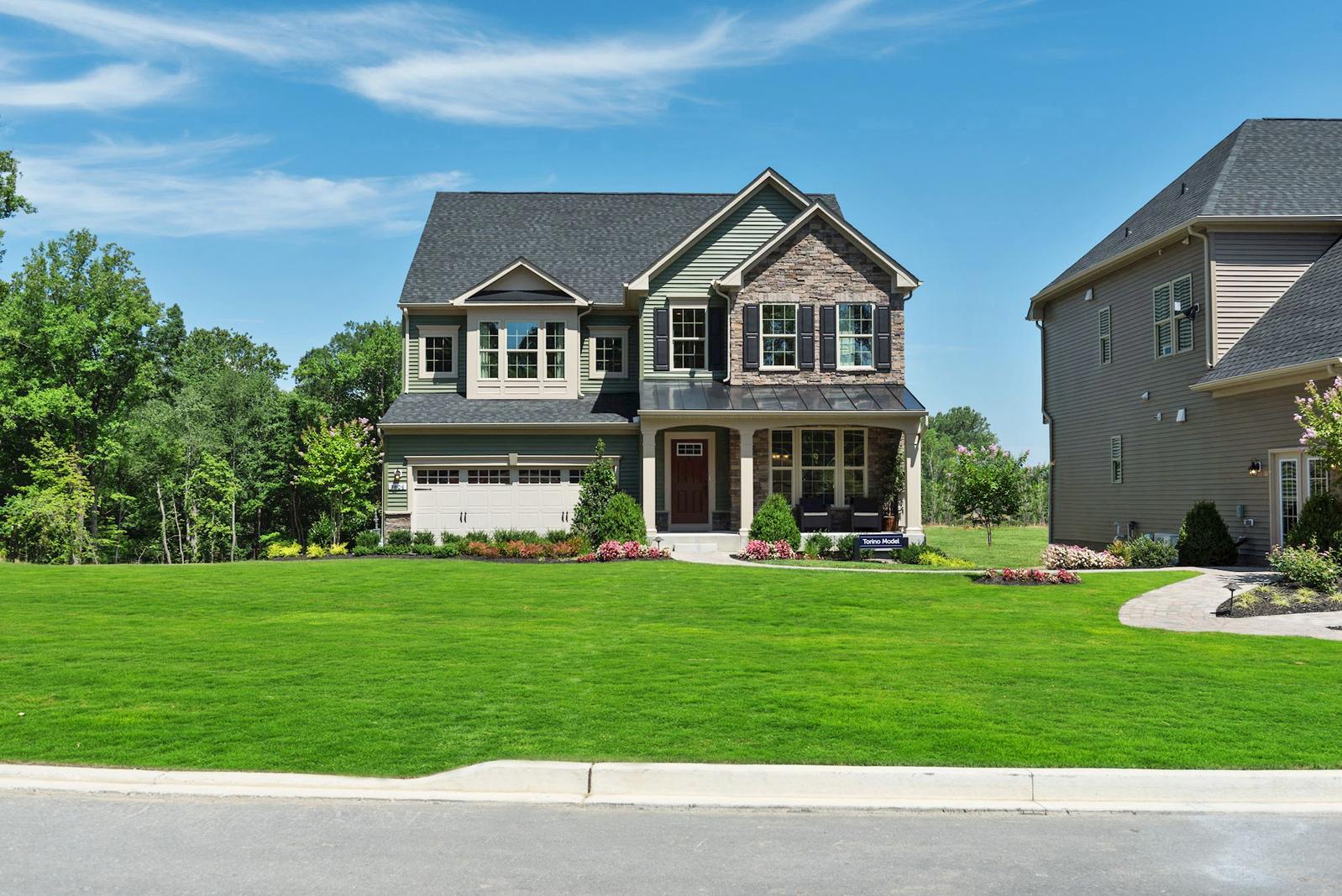 Heartland Luxury Homes New Home Model For Sale Heartland