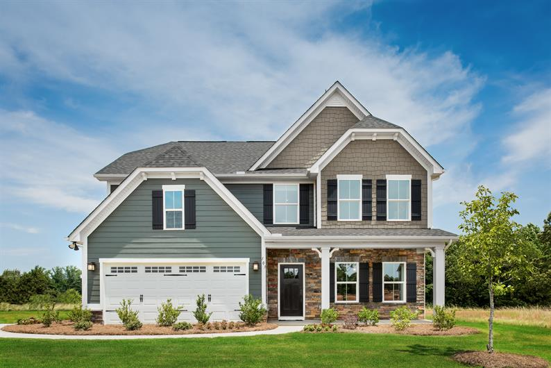 Move in now or choose to build at Creekside at Beresford