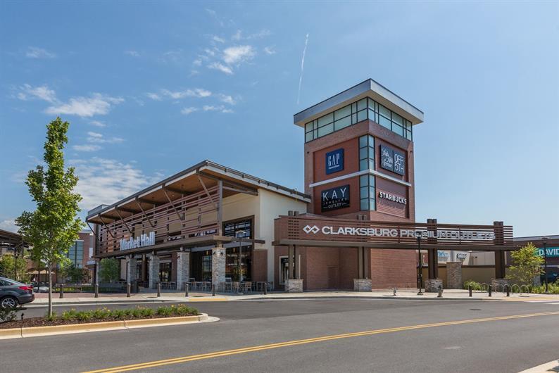 Clarksburg Premium Outlets