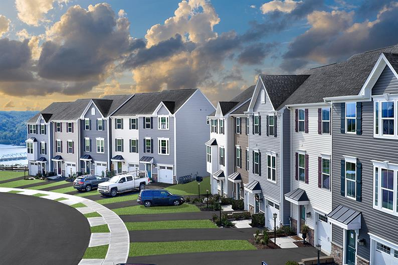 Walkable community in a convenient location