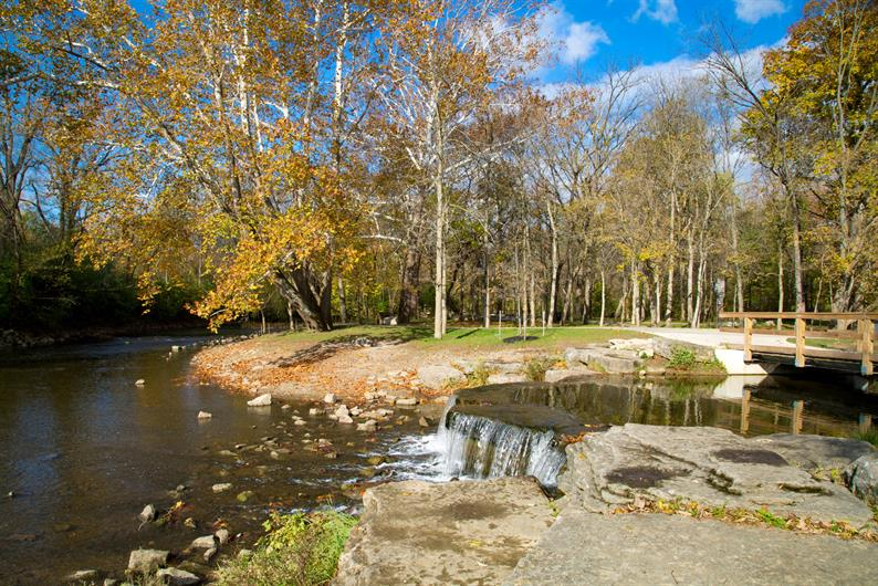 TAKE IN THE SIGHTS AT CREEKSIDE GAHANNA PARK