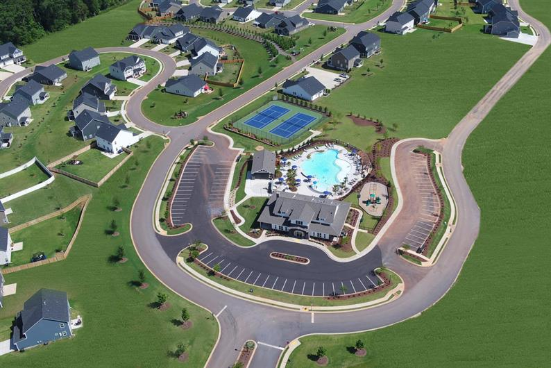 Enjoy the Upstate's most Amenity filled community