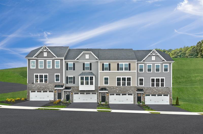 Welcome to Summit Station Townhomes