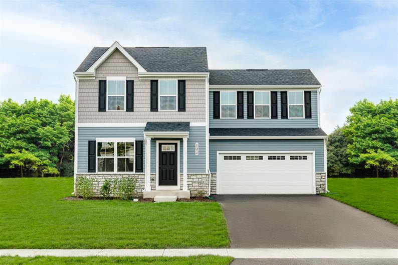 Welcome to Sunset Point - The best value 2-story homes in Joliet!