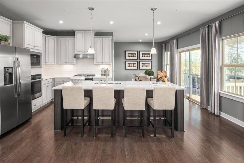So much to offer at The Landing at Grassfield