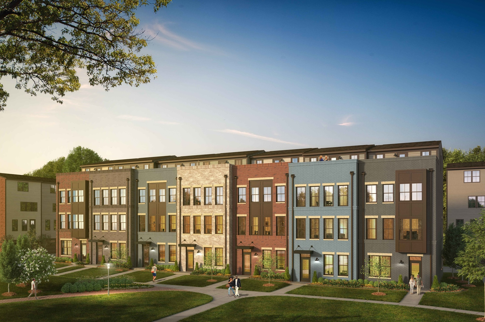 Our urban townhomes are arriving soon. Get VIP pricing by joining our Priority List today!